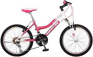 Benotto Bicicleta Madeira FS MTB Acero R20 21V Niña Sunrace Frenos V