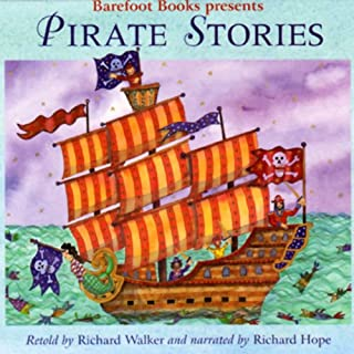 Pirates Stories audiobook cover art