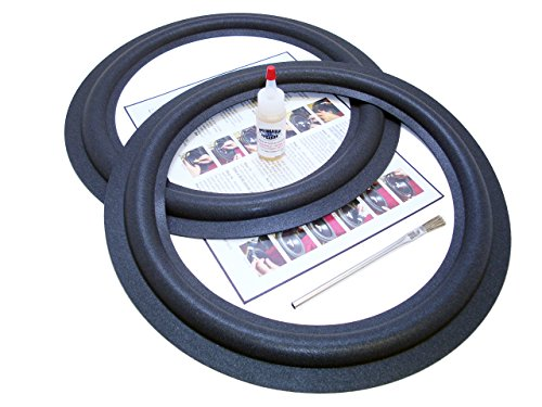 Realistic Mach I Speaker Foam Surround Repair Kit - Mach 1, Mach One