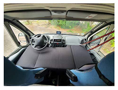 Camper-Bett Kinderbett Fahrerhausbett kompatibel mit Citroen Jumper, FIAT Ducato, Peugeot Boxer Typ 230/244 Baujahr 1994-2006