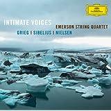 《親しい声/グリーグ&シベリウス:弦楽四重奏曲》