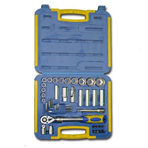KINZO 29634 Toolbox 41 stuks