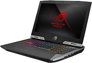 """ASUS ROG G703GI-WS91K 17.3"""" 4K UHD Gaming Laptop - Intel Core i9-8950HK, GTX 1080 8GB, 17.3† IPS UHD 3840X2160, G-Sync, 2TB SSHD, 16GB DDR4"""