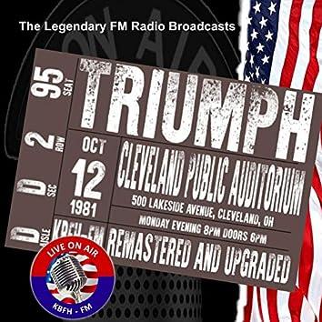Legendary FM Broadcasts - Public Auditium,  Cleveland  OH 12th October 1981 (Live)