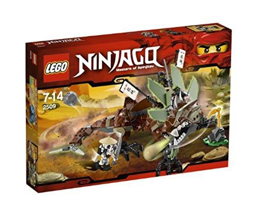 LEGO Ninjago 2509 - Erddrache