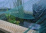 Teichnetz 5 x 6 m Laubnetz Teichschutznetz Vogelschutznetz