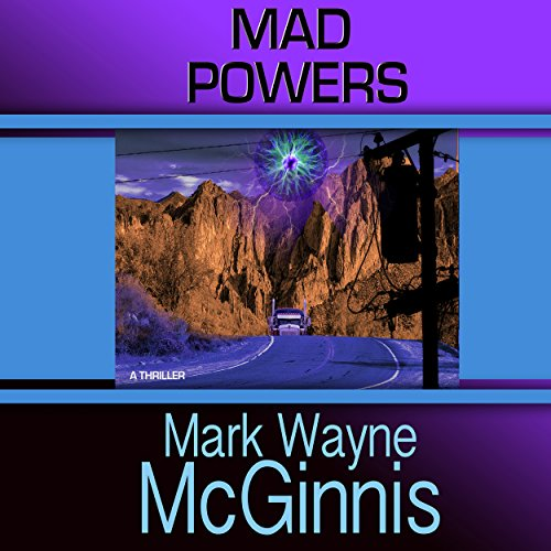 Mad Powers audiobook cover art