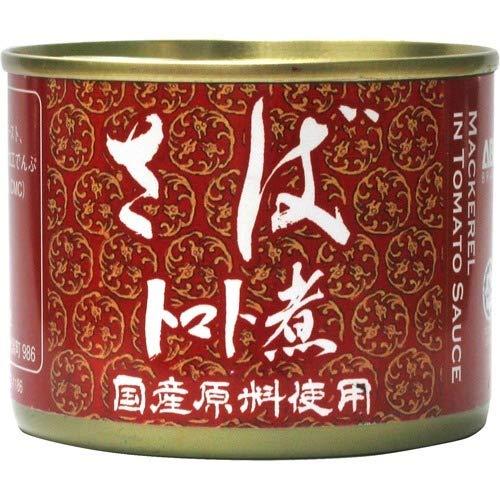 相浦缶詰 ABC さばトマト煮 国産原料使用 170g