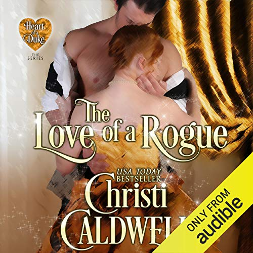 The Love of a Rogue audiobook cover art