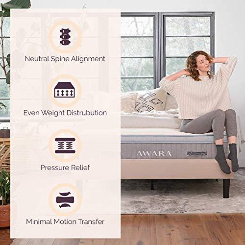 Awara Hybrid Organic Mattress