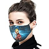 Football Gear Accessories Sports Fans Gifts Face Cover Reusable Adjustable I am Groot Cute Funny Face Mask Fashion Galaxy Guár_dīans Ornaments Face Decorations for Adults Kids Party Novelty Gifts