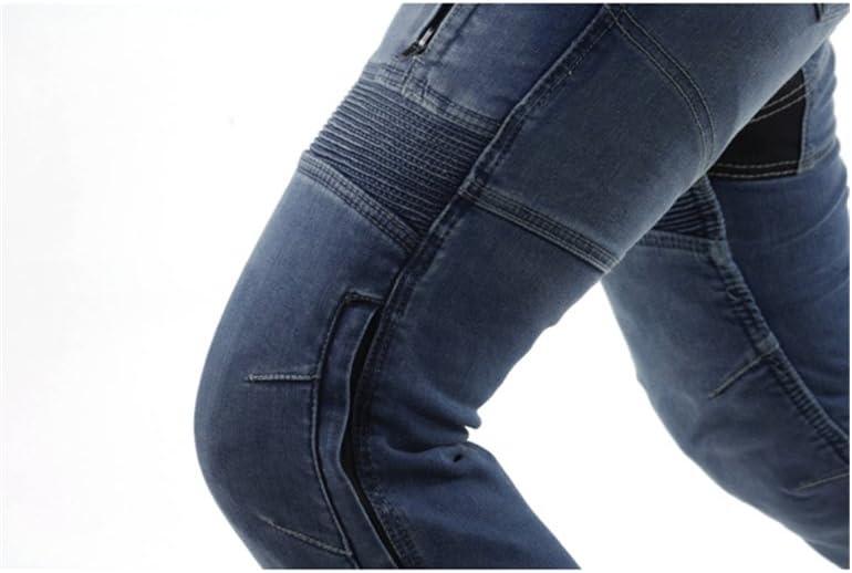 Tril Trilobite Agnox Men Waterproof Motorcycle Jeans Size Blue Auto