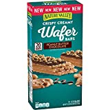 Nature Valley Crispy Creamy Wafer Bar, Peanut Butter Chocolate ( 20 Count)