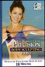 The Workout Less Precision Body Sculpting Dvd! Six Week Body Makeover