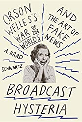 "Picture of ""Broadcast Hysteria"" book cover"