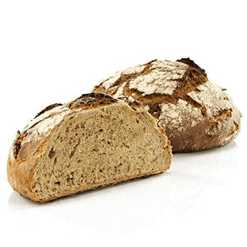 Vestakorn ambachtelijk brood, bergsportbrood 750 g - vers brood - natuurlijke zuurdesem, bak in 10 minuten