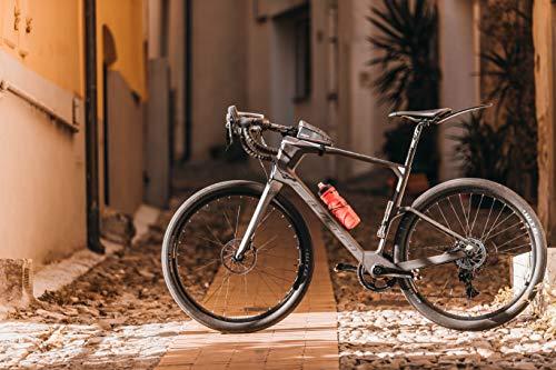 ゼファール(Zefal)ドリンクボトルSensePro80Red(black)1460Red800ml