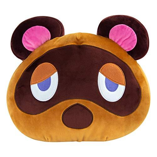 Club Mocchi Mocchi- Animal Crossing Tom Nook Mega 15 inch Plush Stuffed Toy, Multi (T12733)