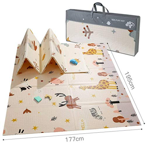 Learn More About Baby Play Mat,Infants Crawling Mat Toddlers Game Mat Foam Mat Waterproof Non-Slip F...