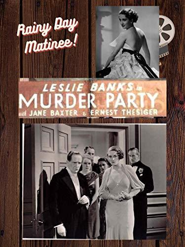 British Classic Mystery Thriller Murder P