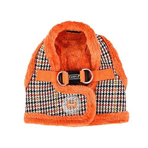 Puppia 66987771 Auden Harness B, Orange, M