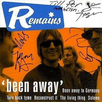 Been Away (Digital)