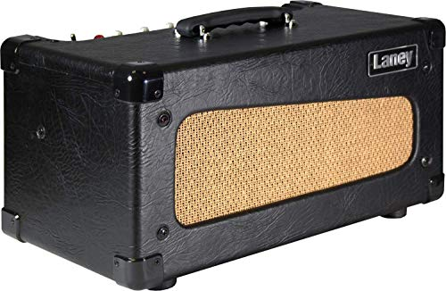 Lowest Prices! Laney Amps Electric Guitar Power Amplifier, Black/Brown (CUB-HEAD)