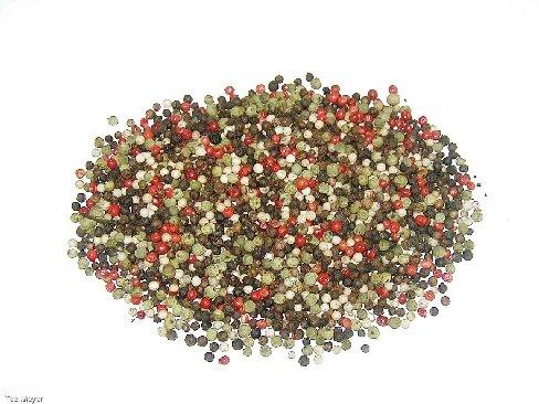 Pfeffer bunt mit rotem beste Qualität 1kg Tee-Meyer