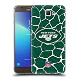 Head Case Designs sous Licence Officielle NFL Empreinte d'animal Girafe New York Jets Art Coque en...