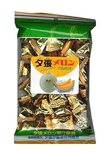 札幌グルメフーズ 夕張メロンキャンディー 200g ×5個