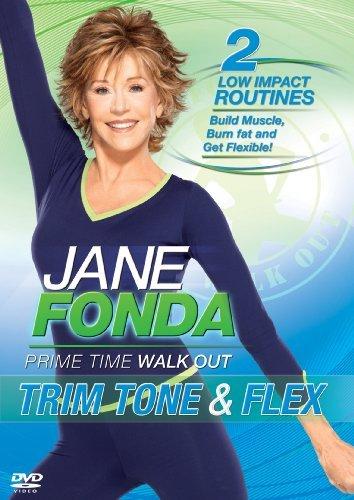Jane Fonda: Trim .  Tone And Flex [Edizione: Regno Unito] [Edizione: Regno Unito]