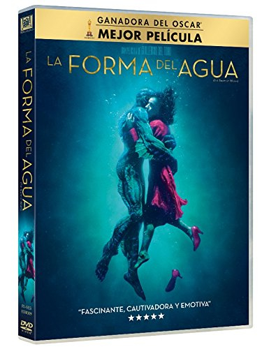 La Forma Del Agua DVD