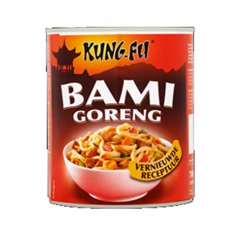 Kung Fu Bami Goreng 700g Asia Nudel Gericht Aziatisch holland