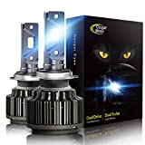 Best H7 Bulbs - Cougar Motor H7 LED Headlight Bulbs, 10000Lm 6K Review
