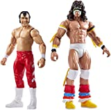 WWE SummerSlam Ultimate Warrior & Honky Tonk Man Action Figure (2...