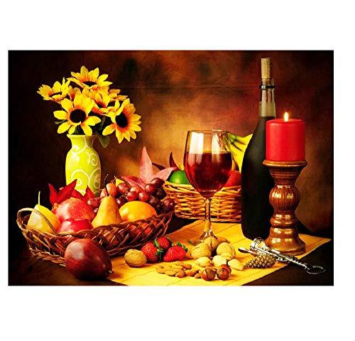 NoNo Puzzle 1000 Teile Puzzel Für Erwachsene DIY Festival Geschenk Delikatessen Be Autiful Fruit Urlaub Geschenk Wohnkultur Kreativ Kunst 75x50cm