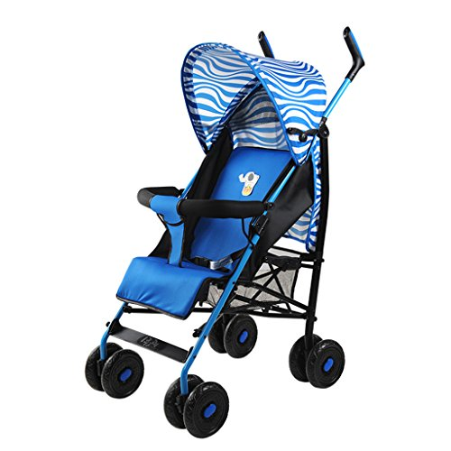 Why Choose SI YU Suitable for Baby Strollers Can Sit Easy to Carry Collapsible Rain Cover Waterproof...