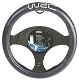 WRC 007380 Couvre volant noir effet cuir
