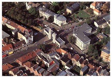 Postkarte Potsdam, Naunener Tor