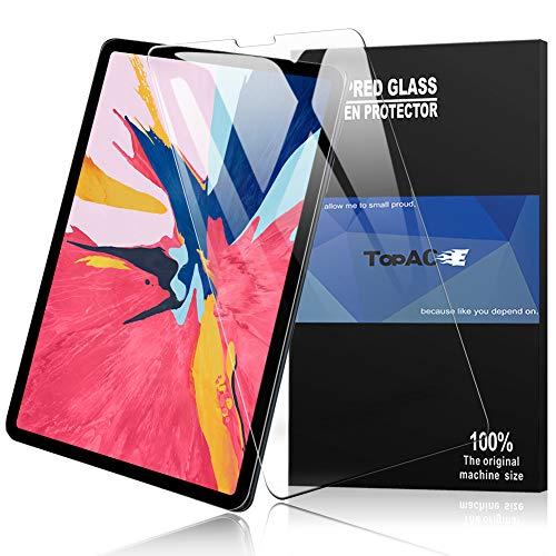 iPadPro11ガラスフィルムTopACEiPadPro11フィルム日本旭硝子製強化ガラス液晶保護フィルム気泡防止自動吸着防指紋高透明度iPadPro112020/2018対応