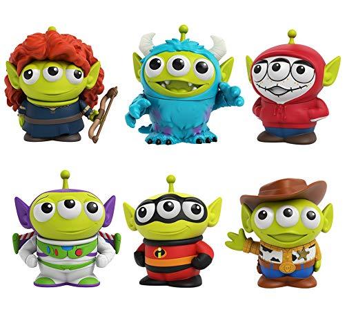 Pixar - Aliens Figuras de juguete modelos surtidos (Mattel GMJ30)