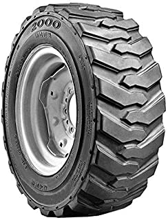 Titan HD2000 Skid Steer Industrial Tire - 12-16.5 E/10-Ply