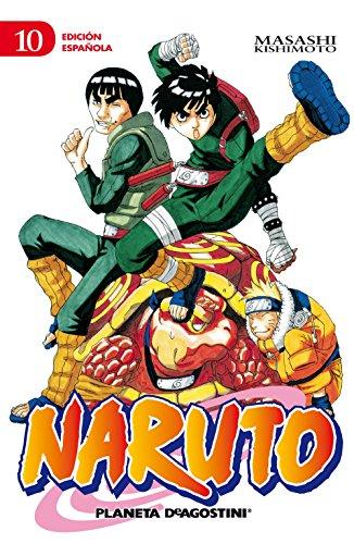 Naruto nº 10/72 (Manga Shonen)