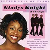 Songtexte von Gladys Knight & The Pips - Letter Full of Tears
