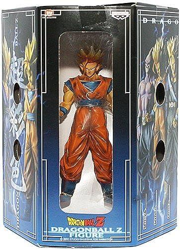 Dragon Ball Z  Crane Prize Figure Statue Aprox 4- Super Saiyan 2 Goku by Dragon Ball Z