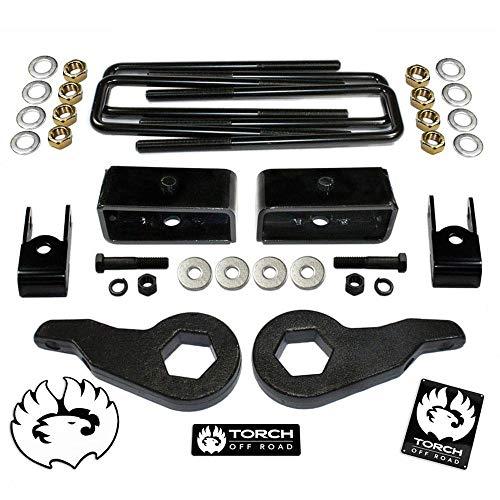 05 sierra 1500 lift kit - 1