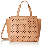 Caprese Cola Women's Satchel (Almond)