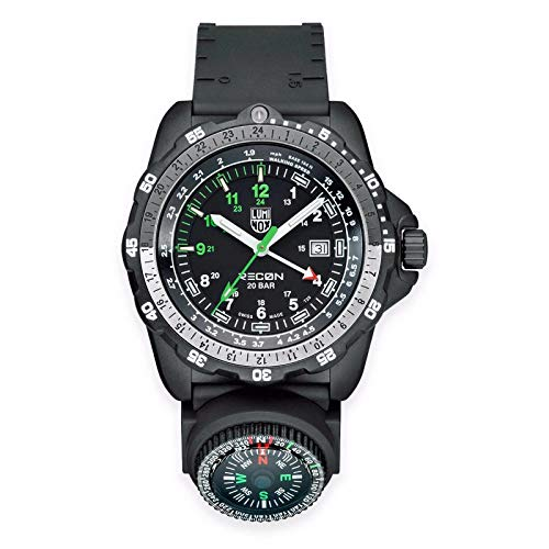 Men's Luminox Land Recon NAV SPC Compass Watch A.8832.MI