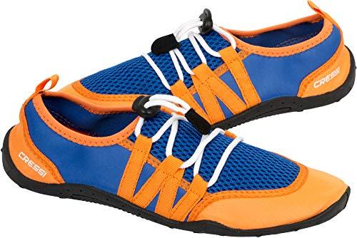 Cressi Elba Pool Shoes voor volwassenen, uniseks, voor zee, strand, boot en watersport