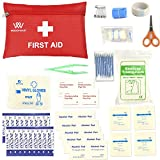Botiquines de primeros auxilios, Bolsa Médica Portátil Kit de primeros auxilios de emergencia de...